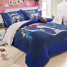 Anime Bed Sheets One Piece Bedding Ebay