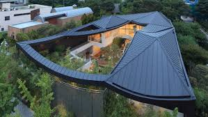 Modern Style Homes Unique Roof Architecture Design Of Modern Style Homes