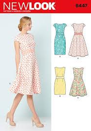 v shaped dress pattern 6447 sewing patterns nz dresses childrens babies toddlers
