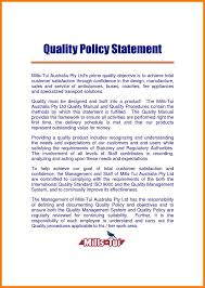 7 policy statement examples park attendant
