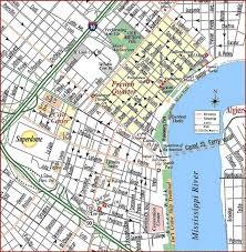 orleans map 25 best quarter map ideas on orleans