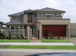 exterior wall color warm home design