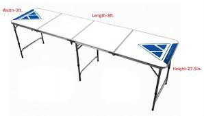 how long is a beer pong table regulation beer pong table plans modern coffee tables and accent