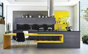 cuisine jaune et grise cuisine jaune et gris des photos beau cuisine jaune et grise avec