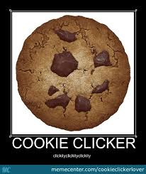 cookie clicker by recyclebin meme center