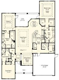 house plans with dual master suites plan 33080zr smart energy saver with options energy saver