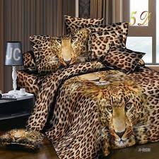Tiger Comforter Set Unbranded Animal Print Duvet Covers U0026 Bedding Sets Ebay