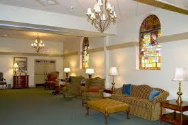 Cabot  Sons Funeral Home JST Architects - Funeral home interior design