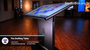 The Drafting Table by Mesa Touch Visualização De Projetos Youtube