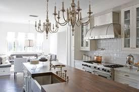kitchen island chandeliers an island oasis