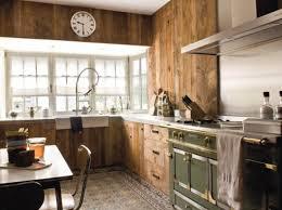 cuisine en bois naturel deco cuisine bois naturel