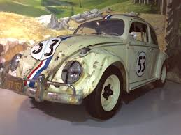 volkswagen beetle classic herbie herbie the love bug aaca museum