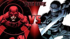 Blind Ninja Super Death Battle Sale By Totalgymvssonic On Deviantart