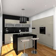 cuisine faux plafond maison en bois en utilisant spot plafonnier cuisine nouveau faux