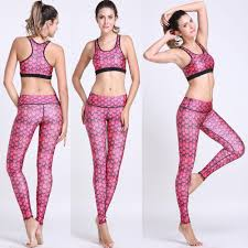 online cheap yoga suit for fitness woman running clothes seamless