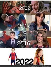 The Amazing Spiderman Memes - spider man actors tom holland andrew garfield met at baftas inverse