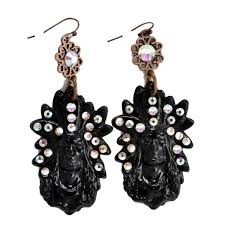 sookie sookie earrings be brave sookie sookie black earrings forever treasures boutique