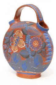 Mexican Pottery Vases South Of The Border Mexican Pottery Blankets U0026 Rugs Painted