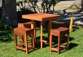 redwood tables u0026 patio furniture forever redwood