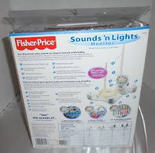 fisher price lights and sounds monitor fisher price sounds n lights monitor with and 30 similar items