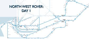 England Train Map by The Worst Kind Of Train In Britain A Railway Runs Through It