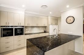 interior solutions kitchens konstruct interior solutions bench top featuring caesarstone