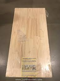 how to build a table top how to build a new table top for old furniture by just the woods