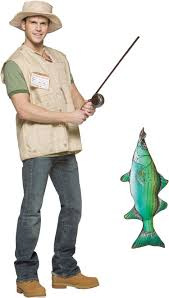 4 quick and easy ideas for fishing halloween costumes