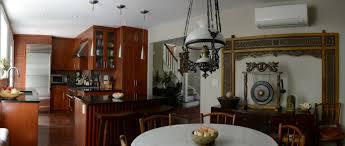 Balinese Kitchen Design by Bali House Laura Heim Architect Pllc