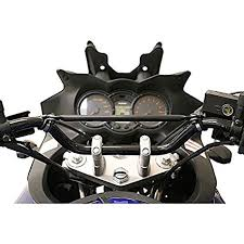 traversino manubrio moto traversino manubrio nero 27 5cm it auto e moto