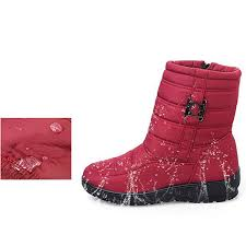 womens pink boots size 11 us size 5 11 winter cloth boots keep warm plush