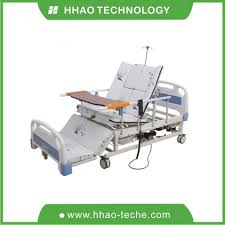 rotating hospital bed electric hospital bed