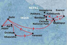 Varanasi India Map by India Tours Trips U0026 Travel Peregrine Adventures En Us