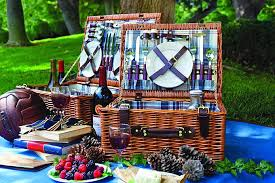 picnic basket set for 2 the best picnic baskets on the market in 2018 a foodal buying guide