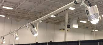 light rentals pipe drape lighting for trade show or party tent rentals