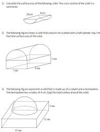 surface area worksheet free worksheets library download and