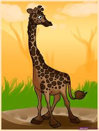 cartoon giraffe pictures free download clip art free clip art