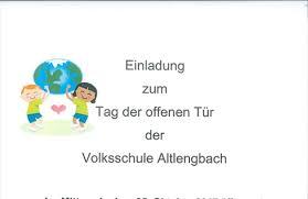 neuigkeiten volksschule marktgemeinde altlengbach startseite leben