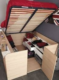 Rv Bed Frame Rv Bed Idea Picture Only Pinteres
