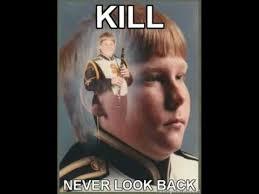 Band Kid Meme - ptsd clarinet band kid youtube