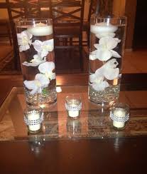 Wedding Centerpieces Floating Candles And Flowers by Floating Candle Centerpieces Weddingbee