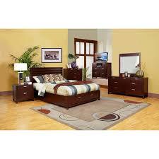 Bedroom Storage Furniture Amazon Com Camarillo Storage Panel Bed Size California King