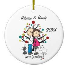 expecting parents ornaments keepsake ornaments zazzle