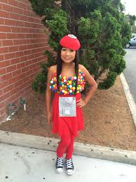 Candyland Halloween Costumes 25 Halloween Costume Gumball Machine Ideas