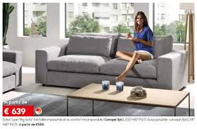 canape toff meubles toff promotion salon type big sofa produit maison