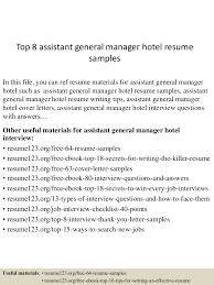 Sample Resume Objectives For Hotel And Restaurant Management by Sample Resume Hotel Receptionist Job Templates