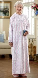 elderly nightgowns flannel gown buck buck