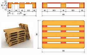 euro 1 wooden pallets