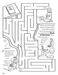 joseph smith coloring pages november pages lds coloring pages