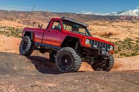 1986 jeep comanche lifted comanche full of custom tricks
